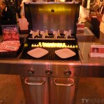 Awesome grill displays