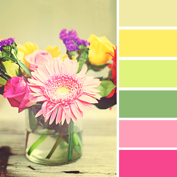 Design The Colors Of Spring Ty Pennington