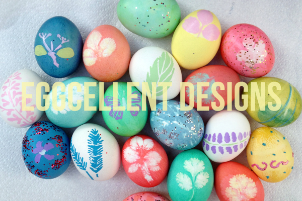Creative DIY Easter Eggs
