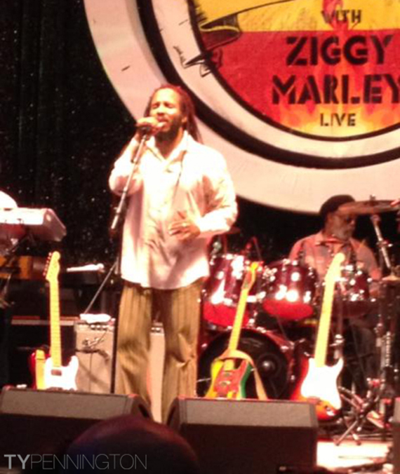 Road Tripping: East Coast Edition Ziggy Marley