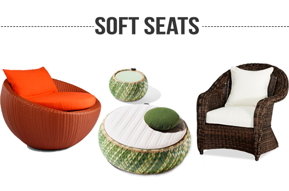 Outdoor Living Summer Seating Soft