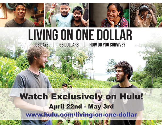 Project Spotlight: Living on One Dollar Film