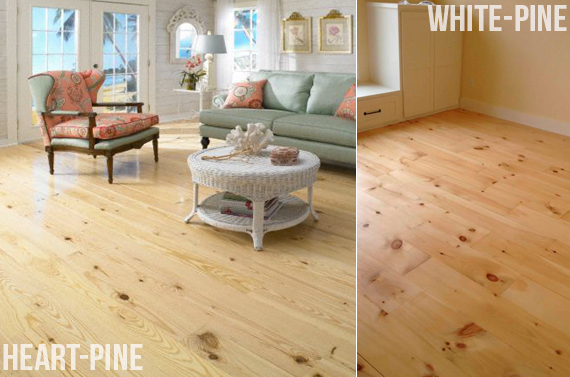Hardwood Floors Pine