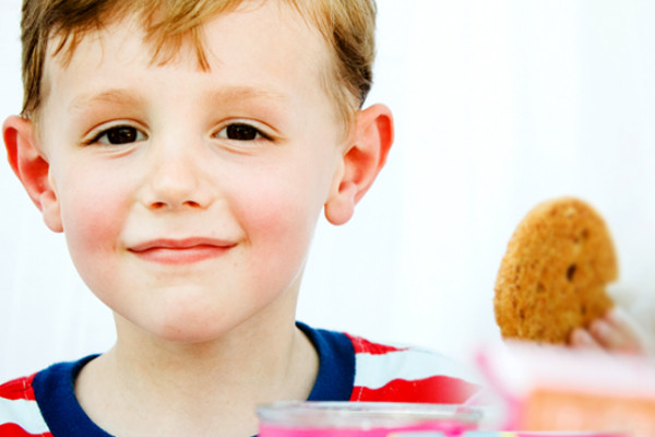 No Kid Hungry: Nutrition Tips for Kids 