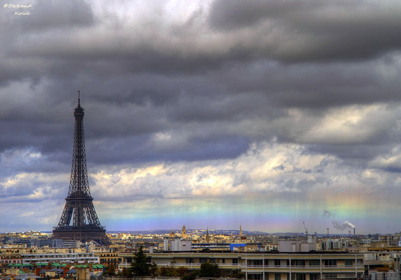 10 Amazing Skylines: Paris | TyPennington.com