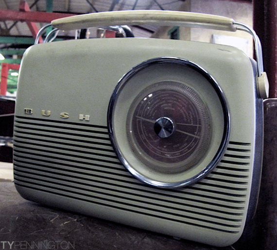 Vintage Radio Save | TyPennington.com