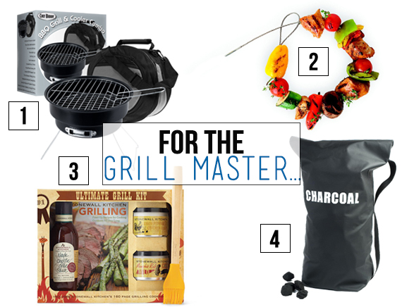 Father's Day Gift Guide for the Grill Master | TyPennington.com