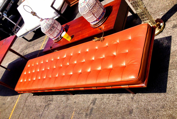 LA Rose Bowl Flea Market Finds | Ty Pennington