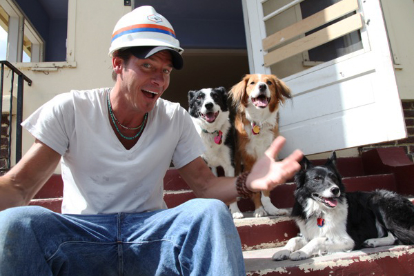 National Work Like a Dog Day | Ty Pennington