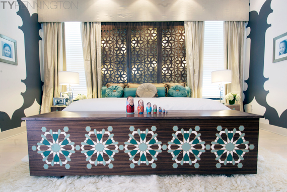 Ty Pennington | Personalizing Rooms with Stencil Motifs