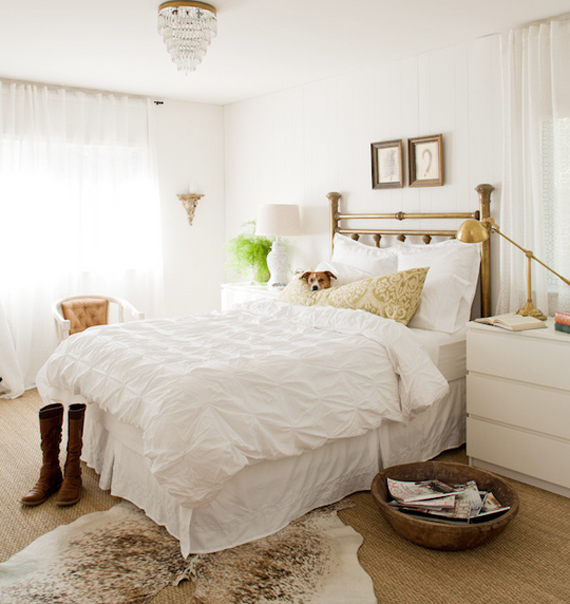 Ways to Warm Your Rooms | Ty Pennington