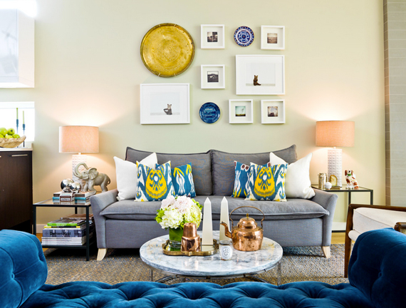 How to Hang and Display Wall Art and Frames | Ty Pennington