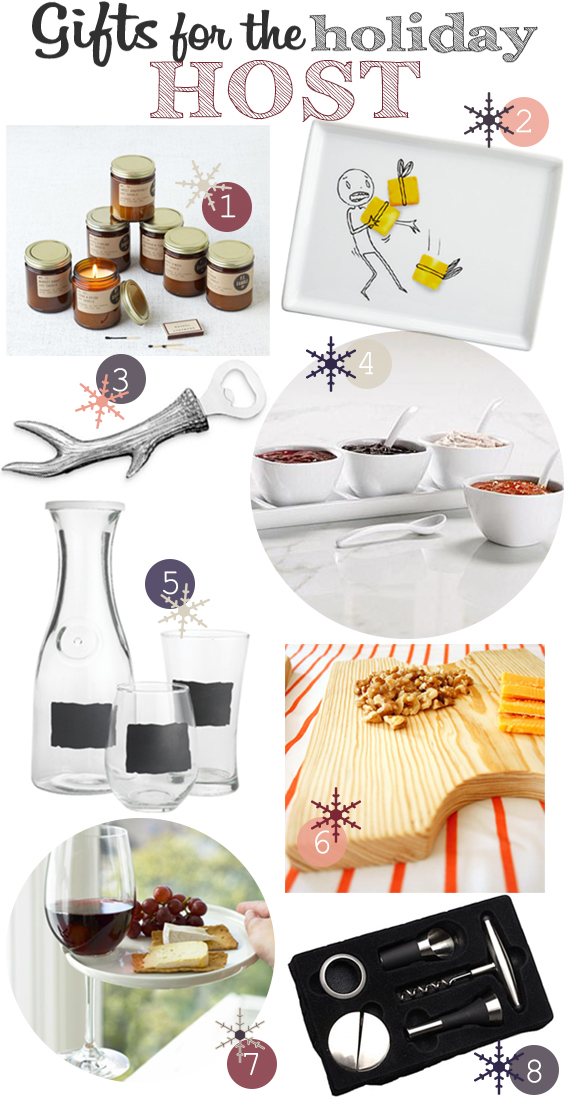 Gift Guide for the Holiday Host | Ty Pennington