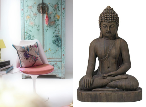 Asian-inspired furniture, art and accessories | Ty Pennington's Predicitions: 2014 Interior Design and Home Trends