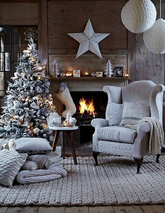 Cozy winter decor | Ty Pennington's Favorite Winter Pins