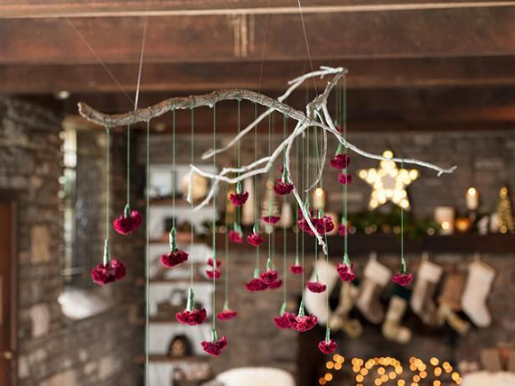 Seasonal design 7 natural holiday d cor ideas ty pennington for Decor8 home and holiday