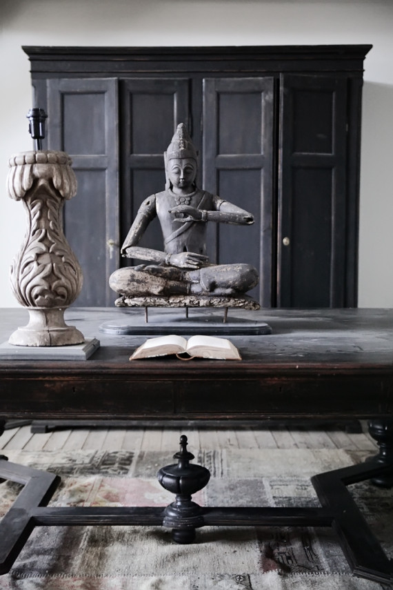 Iconic figures + other Asian accessories for the home | Ty Pennington