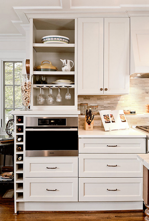 Design Dilemma: Maximizing Empty Kitchen Space by Ty Pennington
