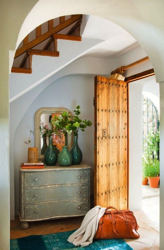 Setting the Entryway Tone | Ty Pennington