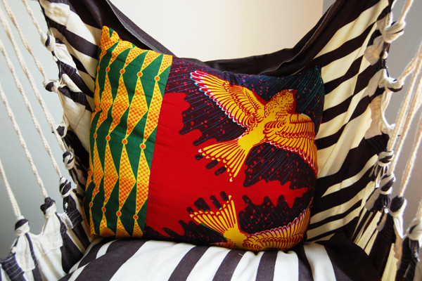 Worldly Design: Hand-Crafted with Love, from Ghana by Kim Lewis Designs