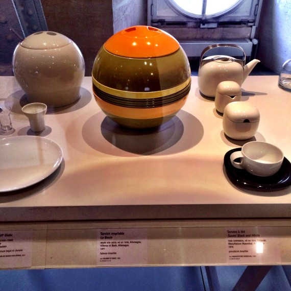 Modern ceramics in accessories boutique | Worldly Design: Adventures in Paris by Patrick Delanty