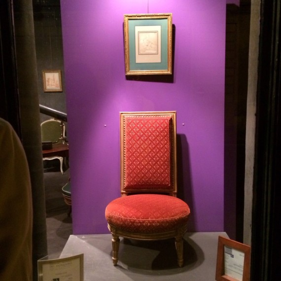 French furniture style | Worldly Design: Adventures in Paris by Patrick Delanty