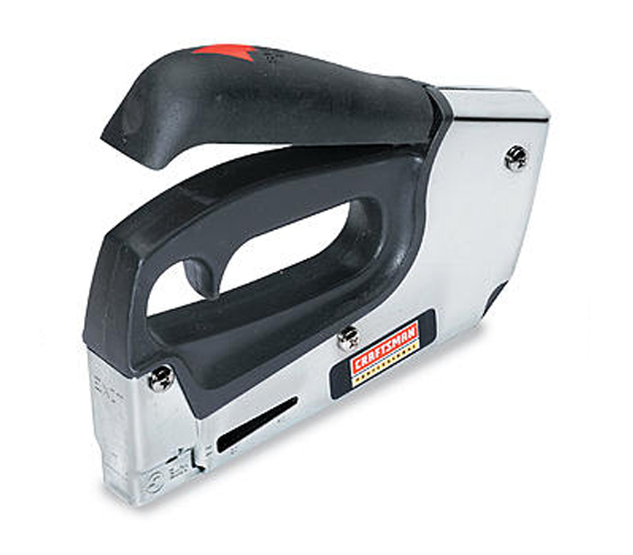 Heavy duty stapler | Ty Pennington's Essential Tools for DIY Projects