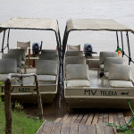 Slow river boats | Ty Pennington's Tanzanian Dream