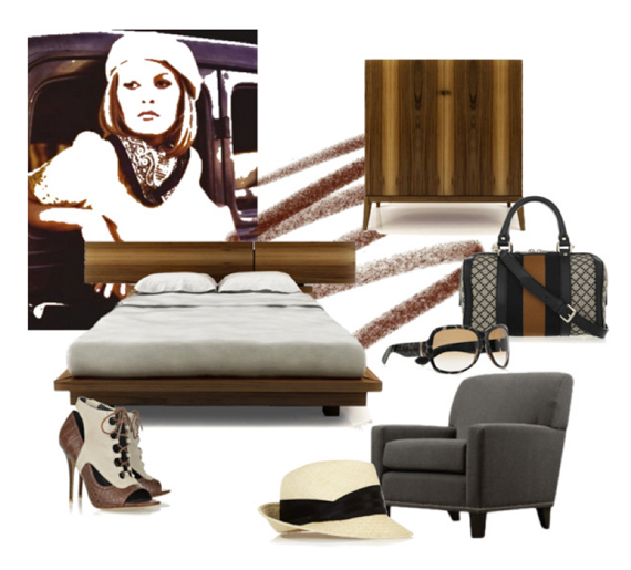 Design Notes: Masculine Décor by Janette Ewen