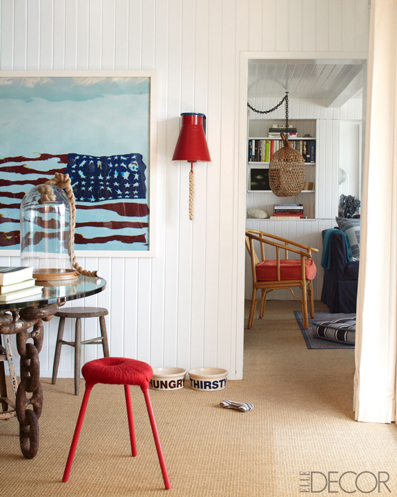 Nautical Accents | Last Look: Coastal Interiors