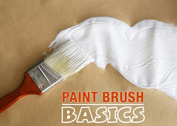 Ty Pennington's Quick Tip: Paint Brush Basics