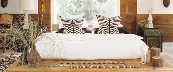 Worldly Design: Interiors Inspired by Africa | TyPennington.com