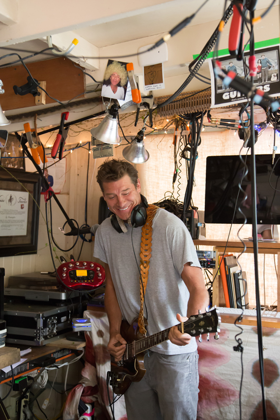 Music Monday: Inside Ty Pennington's Man Cave