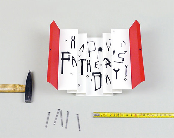 Printable Father's Day Cards | 10 DIY Gift Ideas for Father's Day by Ty Pennington