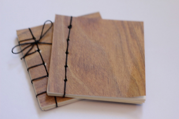 DIY notebook | 10 DIY Gift Ideas for Father's Day by Ty Pennington
