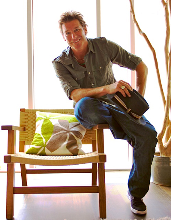 Ty Pennington, 2014 On-Stage Presenter: Dwell on Design