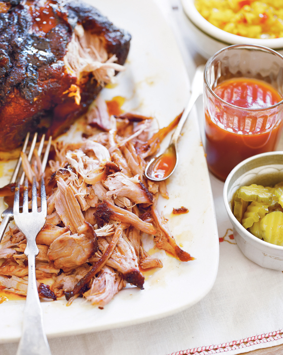 Spiced and Smoked Butt | Summer Eats: Rebecca Lang's Smoked Barbecue