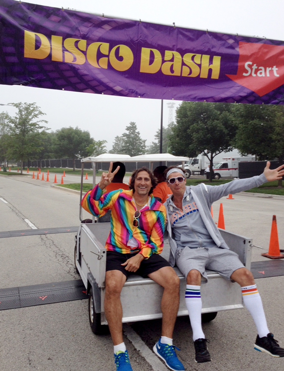 Guaranteed Rate Disco Dash 2014