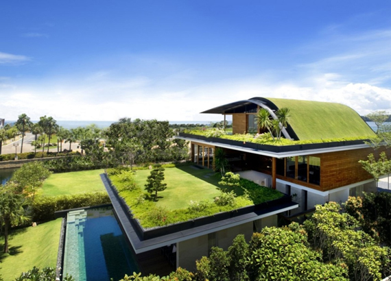 The Meera House By Guz Architects, Singapore