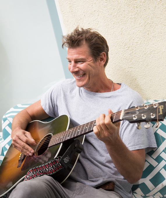Laugh and sing with friends |How to Push the Easy Season to the Limits by Ty Pennington