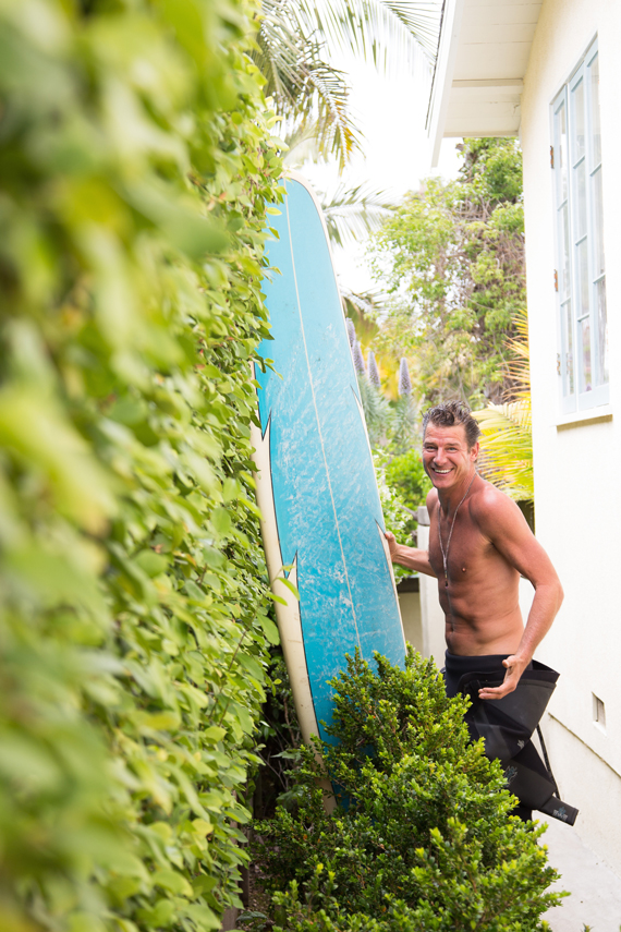 Seek out water | How to Push the Easy Season to the Limits by Ty Pennington