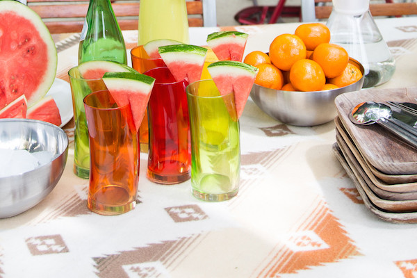 Outdoor Living: Summer Tablescapes