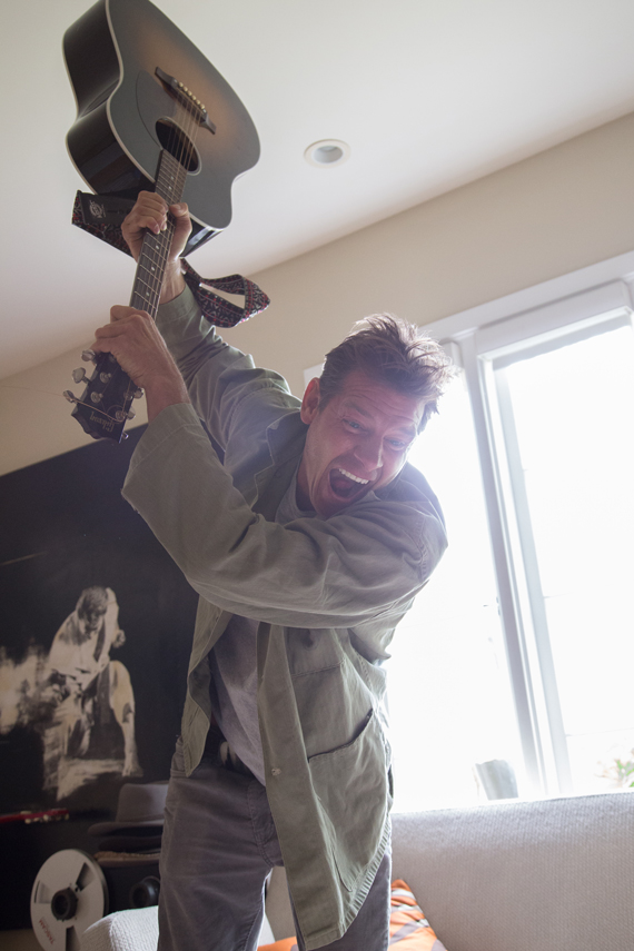 Ty Pennington's Top 10 Guitar Tracks #music
