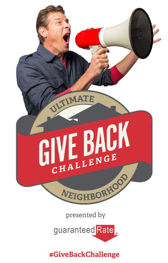 Guaranteed Rate's Ultimate Neighborhood Give Back WINNER | www.typennington.com