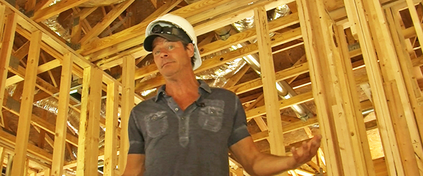 Ty Pennington's First to the Future Home project