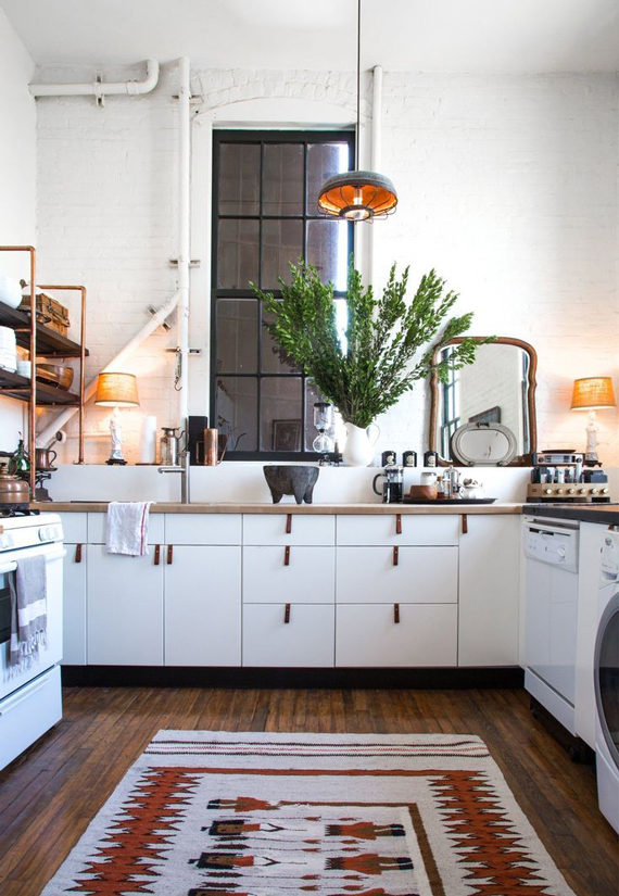 Kitchen lighting tips from Apartment Therapy