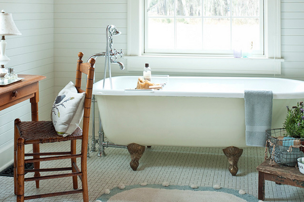 5 Elements of an Inviting Bath by Ty Pennington