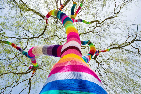 Last Look: Yarn Bombs | Ty Pennington