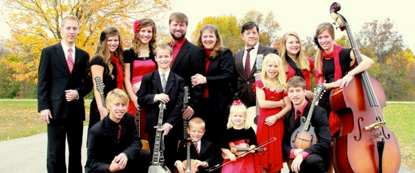 Music Monday: The Lindsey Family Band | Ty Pennington