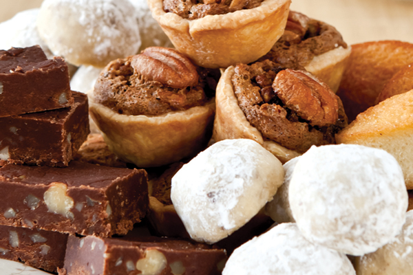 Four Fabulous Holiday Dessert Recipes by Virginia Willis | Basic to Brilliant Y'All